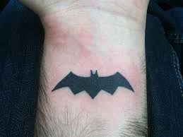 Pipistrello tattoo