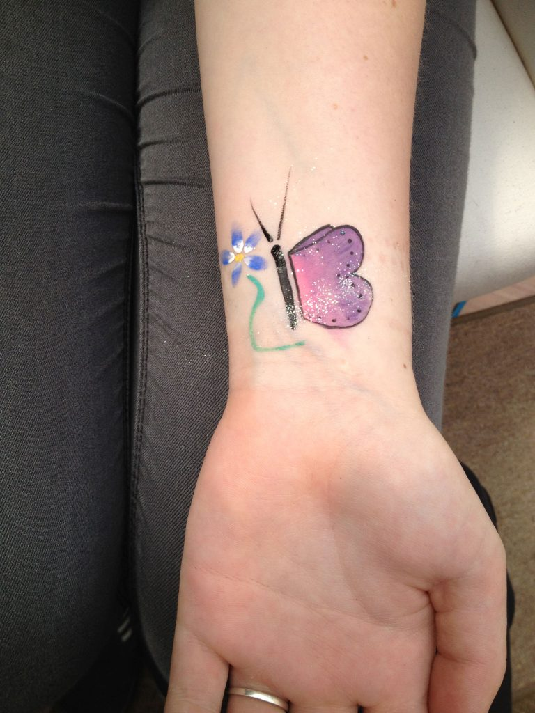Coloured-Small-Butterfly-Tattoo-1