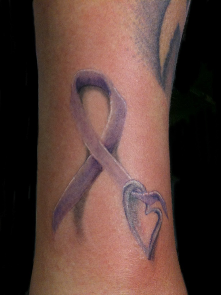 Lavender-Cancer-Ribbon-Tattoo1