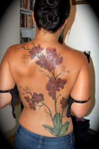 Orchid-Tattoo-Images