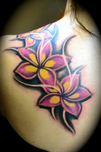 orchidea tattoo
