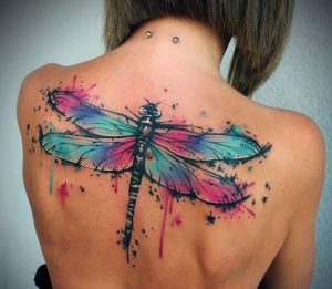 dragonfly-Tattoo
