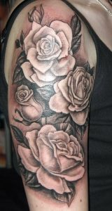 White-Roses-Tattoo